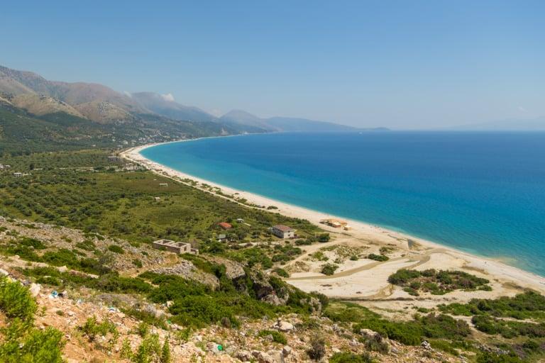 6 mejores playas de Albania 3