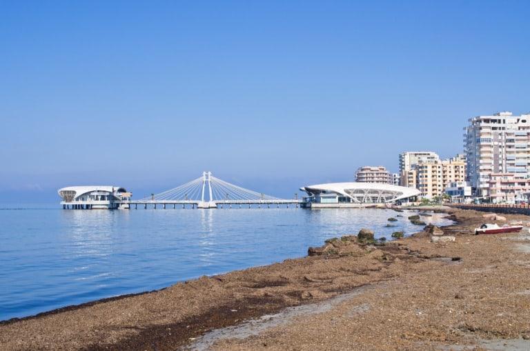 6 mejores playas de Albania 4