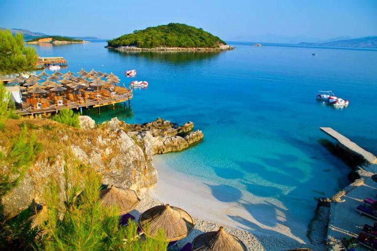 6 mejores playas de Albania 1