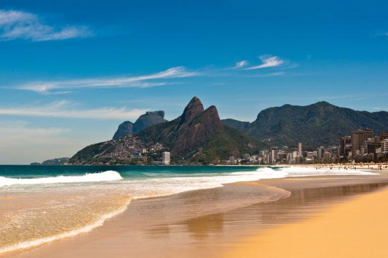 19 mejores playas de Brasil 2