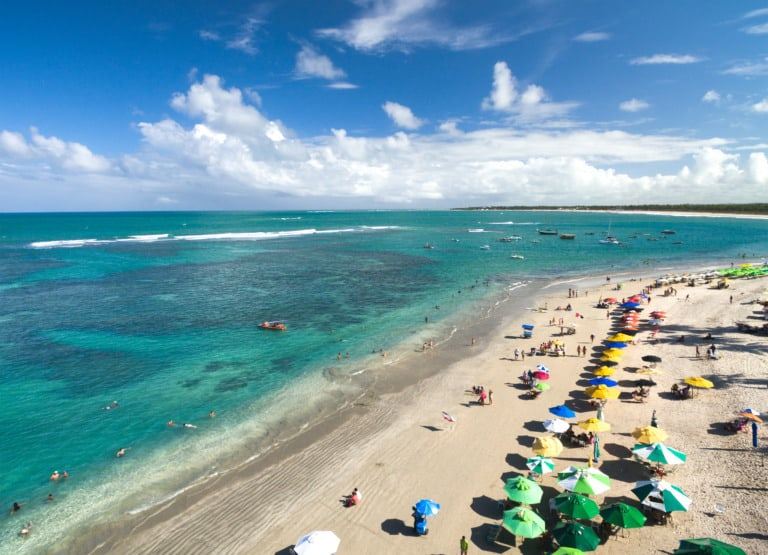 19 mejores playas de Brasil 14
