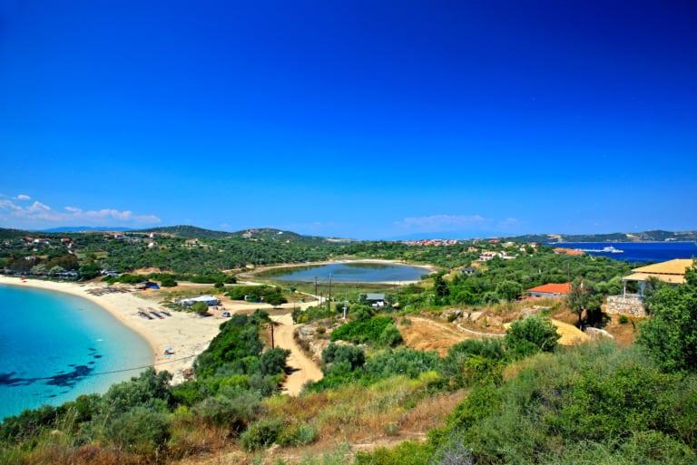 15 mejores playas de Calcídica 14