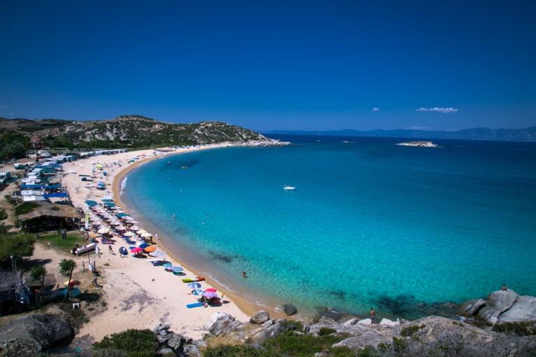 15 mejores playas de Calcídica 7