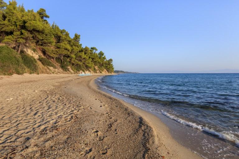 15 mejores playas de Calcídica 3