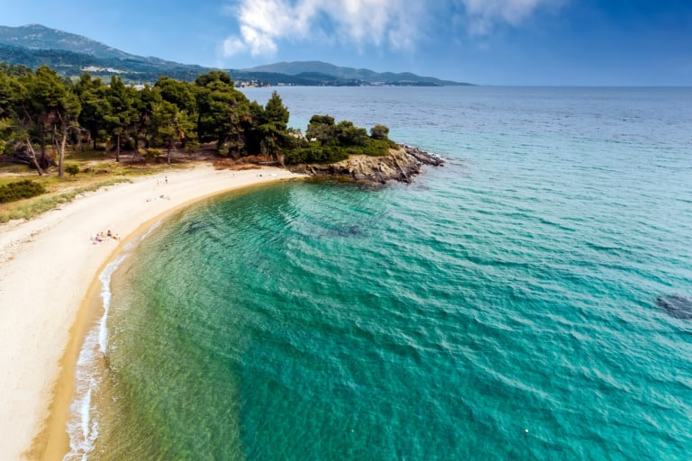 15 mejores playas de Calcídica 10