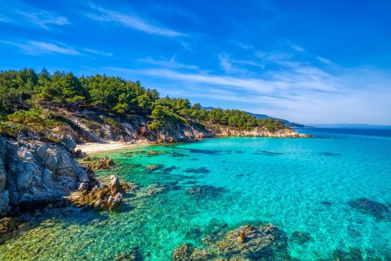 15 mejores playas de Calcídica 5