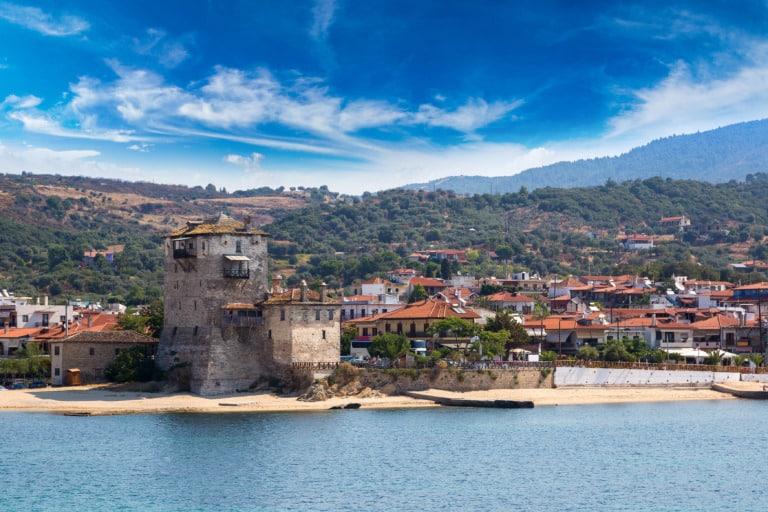 15 mejores playas de Calcídica 11