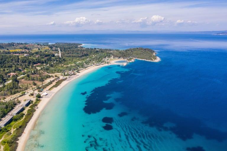 15 mejores playas de Calcídica 1