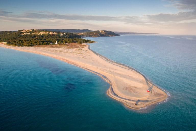 15 mejores playas de Calcídica 2