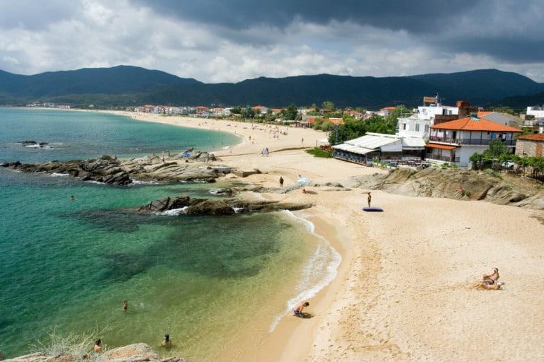15 mejores playas de Calcídica 9