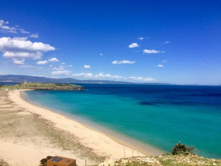 15 mejores playas de Calcídica 8