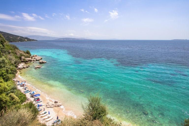 8 mejores playas de Corfú 2