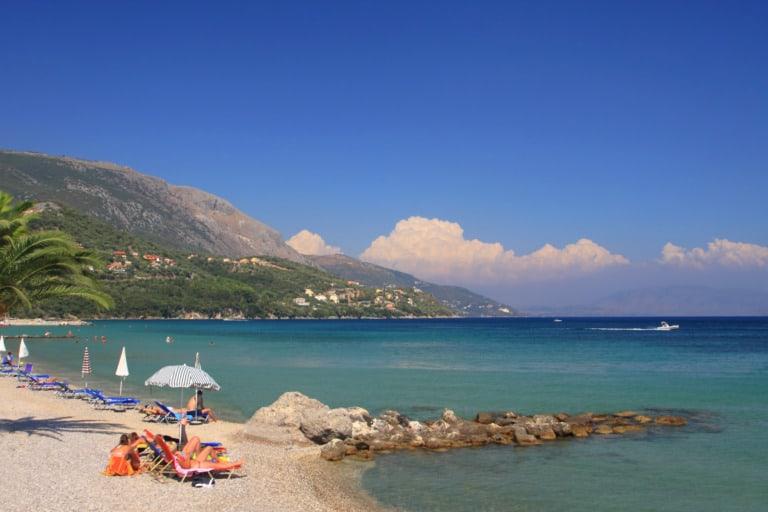 8 mejores playas de Corfú 1