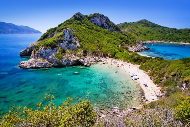 8 mejores playas de Corfú 8