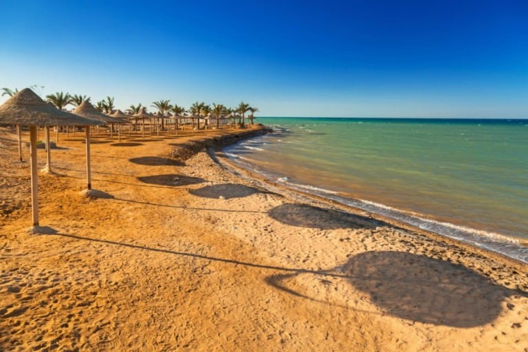 8 mejores playas de Egipto 1