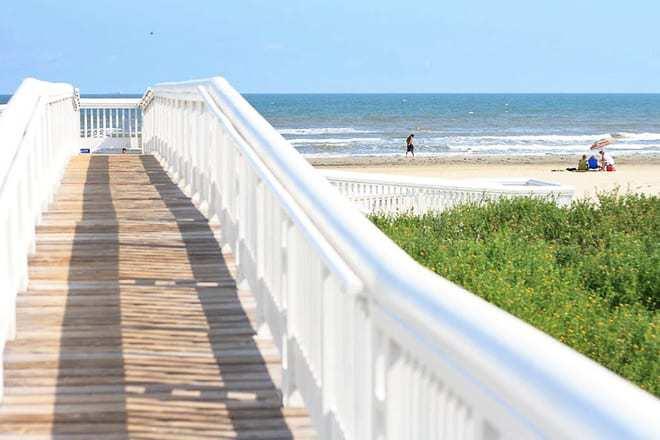 17 mejores playas de Galveston 9
