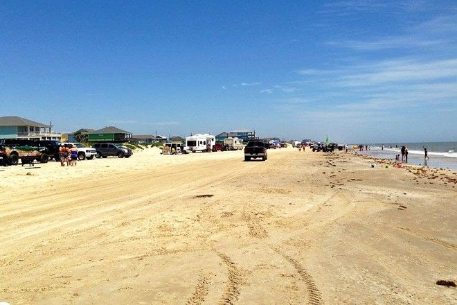 17 mejores playas de Galveston 12
