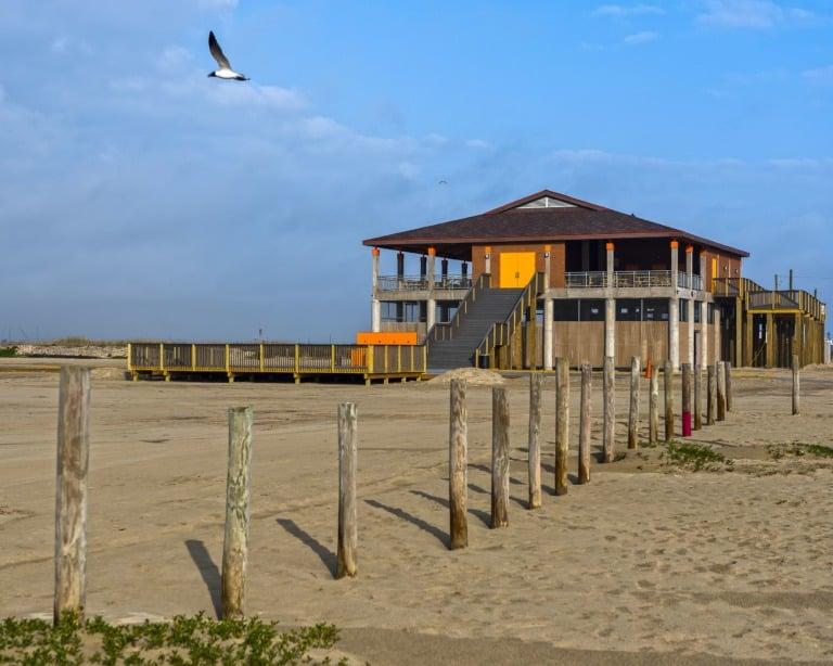 17 mejores playas de Galveston 3