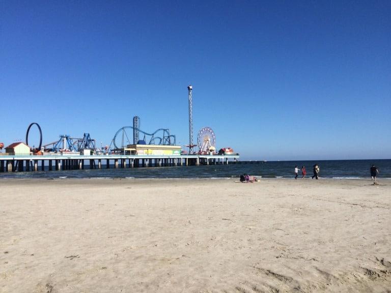 17 mejores playas de Galveston 6