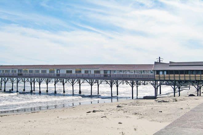 17 mejores playas de Galveston 14