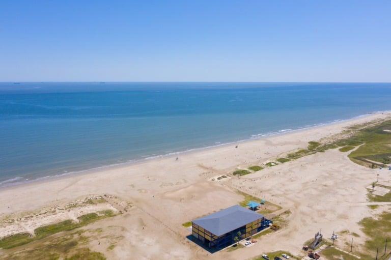 17 mejores playas de Galveston 4