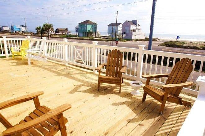 17 mejores playas de Galveston 10