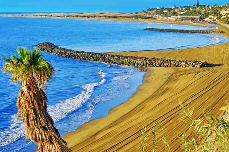 10 mejores playas de Gran Canaria 2