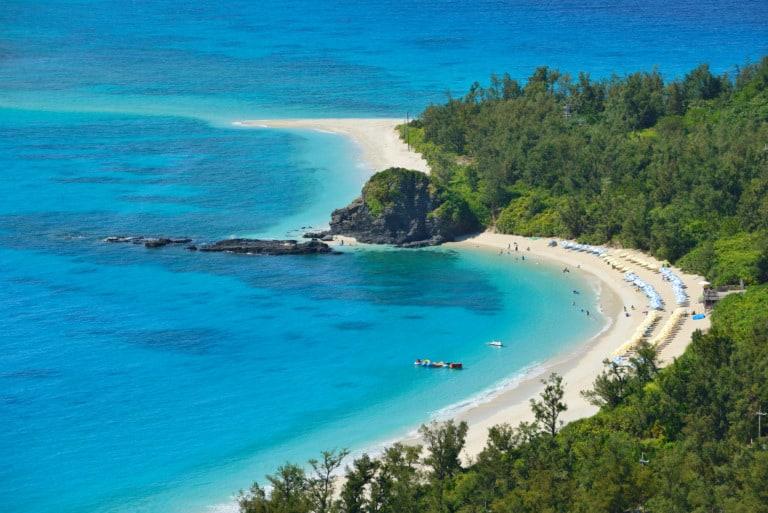 10 mejores playas de Japón 1