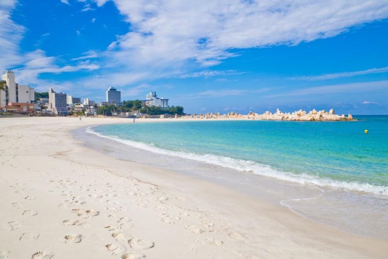 10 mejores playas de Japón 2