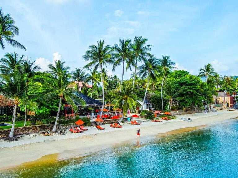 12 mejores playas de Koh Samui 10