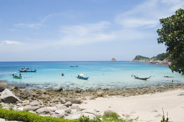 17 mejores playas de Koh Tao 12