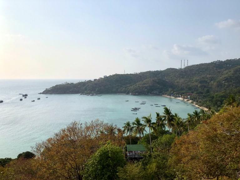 17 mejores playas de Koh Tao 7