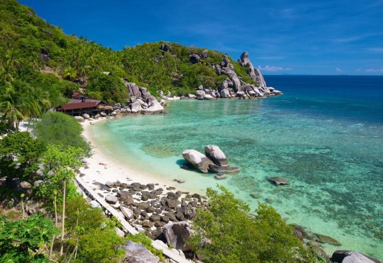 17 mejores playas de Koh Tao 9