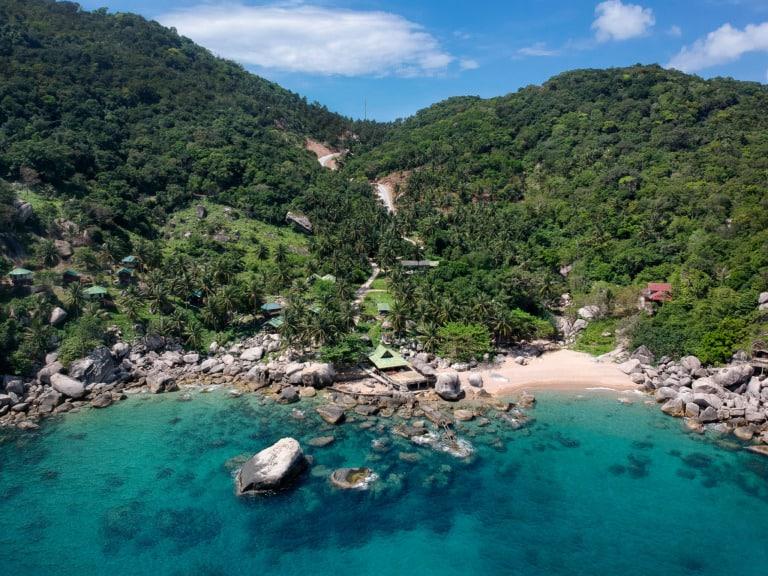 17 mejores playas de Koh Tao 15
