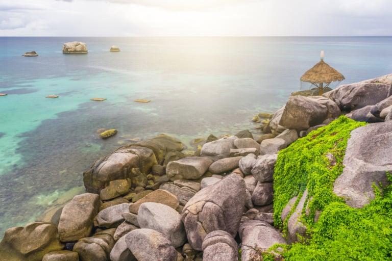 17 mejores playas de Koh Tao 3