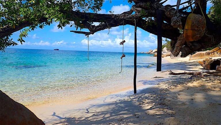17 mejores playas de Koh Tao 5