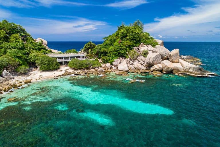 17 mejores playas de Koh Tao 14