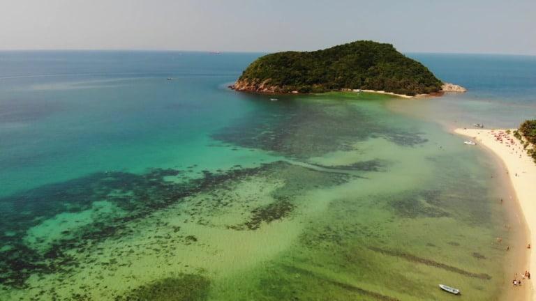 17 mejores playas de Koh Tao 2