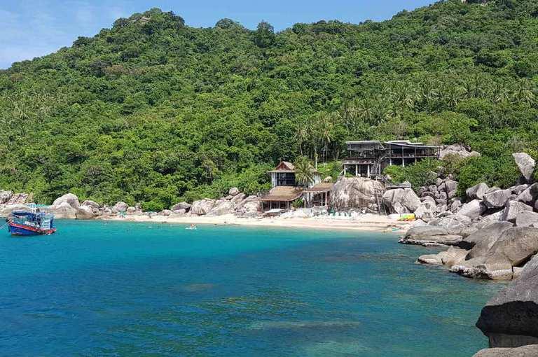 17 mejores playas de Koh Tao 16