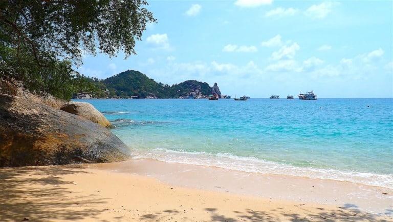 17 mejores playas de Koh Tao 6