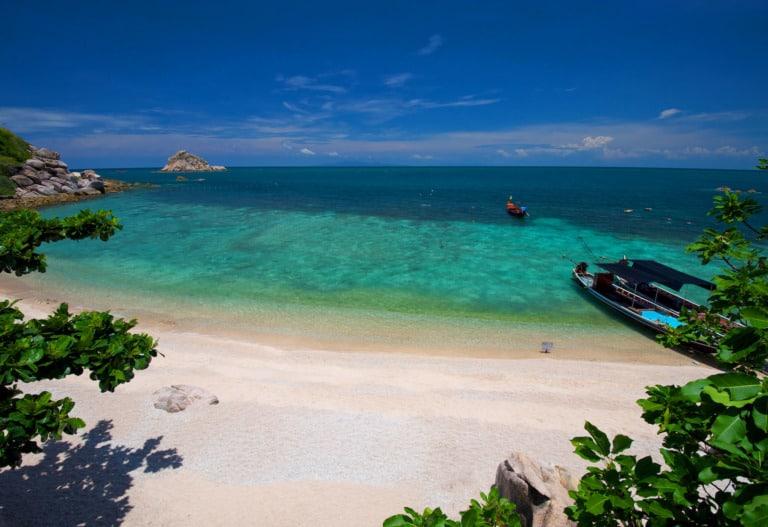 17 mejores playas de Koh Tao 11