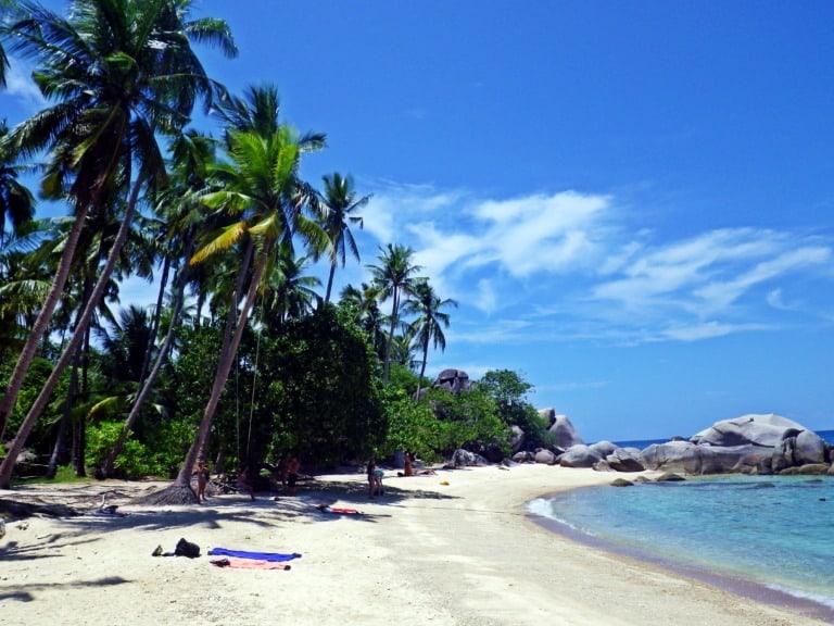 17 mejores playas de Koh Tao 4