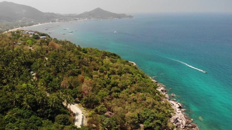 17 mejores playas de Koh Tao 1