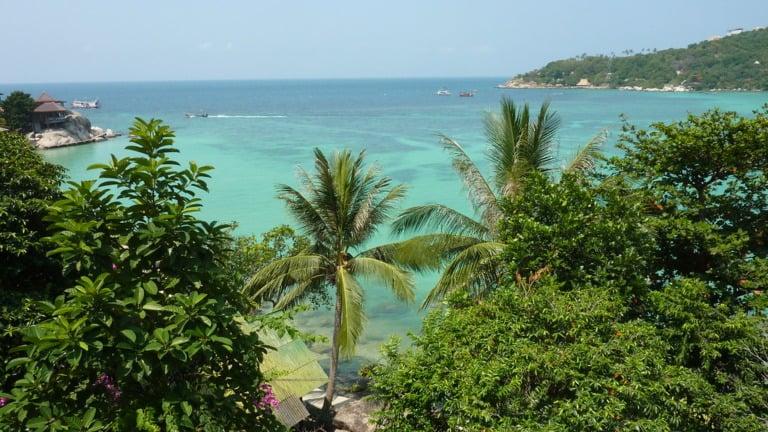 17 mejores playas de Koh Tao 8
