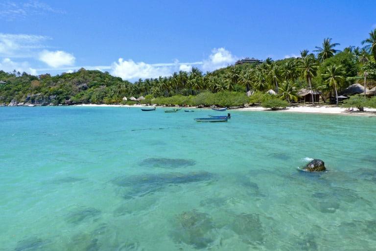 17 mejores playas de Koh Tao 10