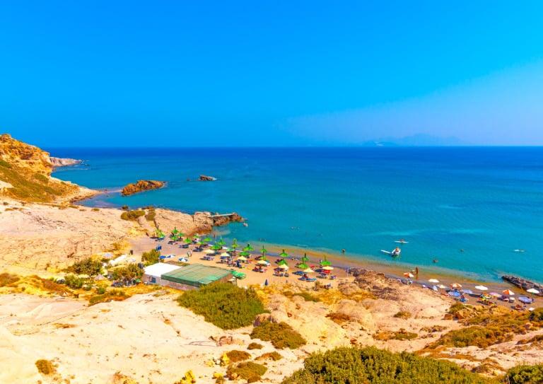 14 mejores playas de Kos 6