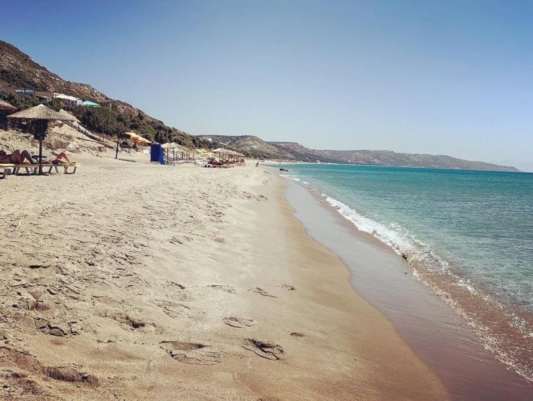 14 mejores playas de Kos 12