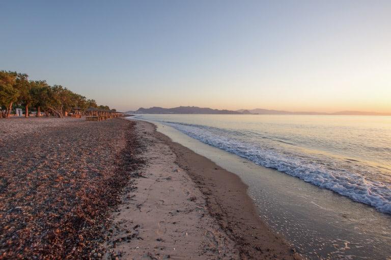 14 mejores playas de Kos 11