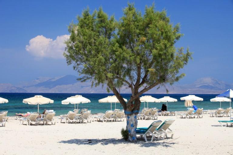 14 mejores playas de Kos 9