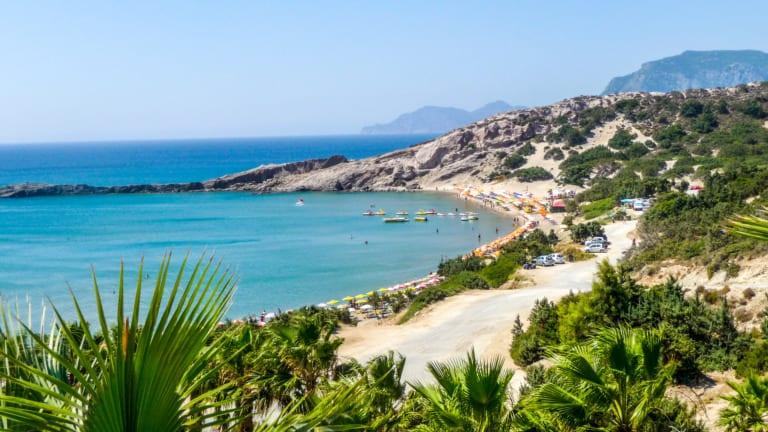 14 mejores playas de Kos 1